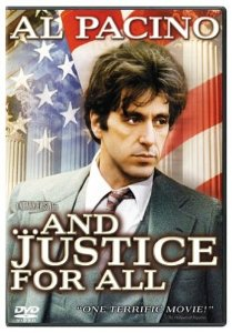"""Cover of """"...And Justice For All"""""""